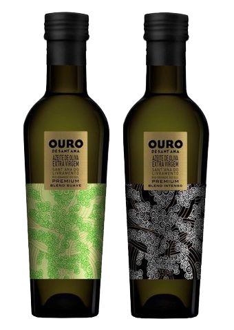 DUPLA OURO DE SANTANA BLEND SUAVE E BLEND INTENSO 250 ML - 2018