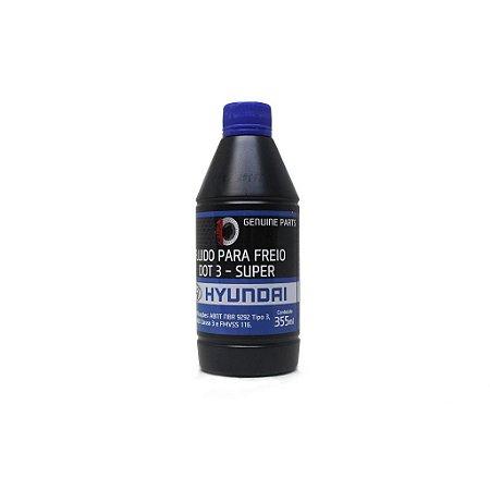 Fluído de Freio DOT3 genuíno Hyundai ( 355ml )