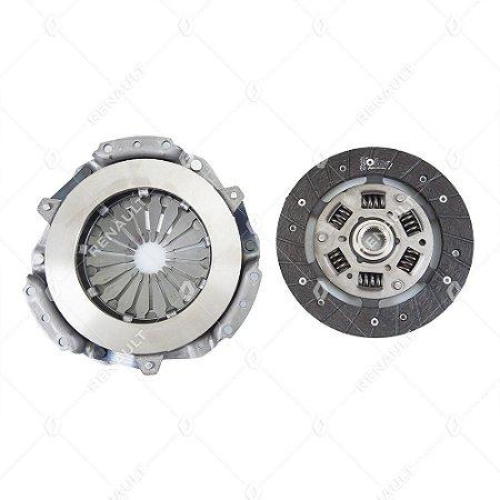 Kit embreagem - Motor Renault 1.0 16v D4d