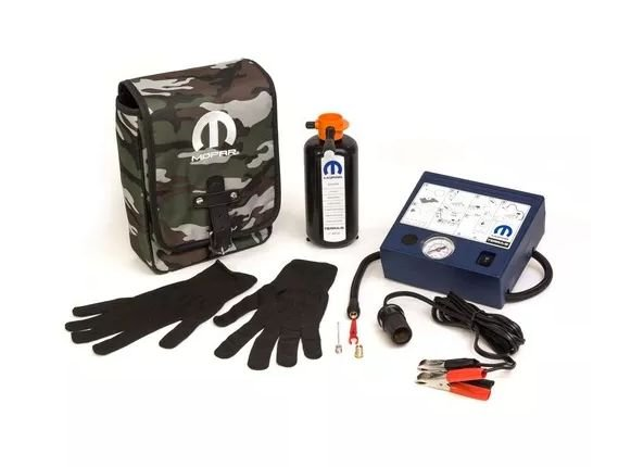 Kit Compressor De Pneus - Renegade / Compass