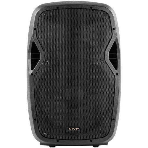 Caixa Ativa Amplificada Frahm Gr15a Bt 15 Polegadas 350w Bluetooth Usb Sd Fm