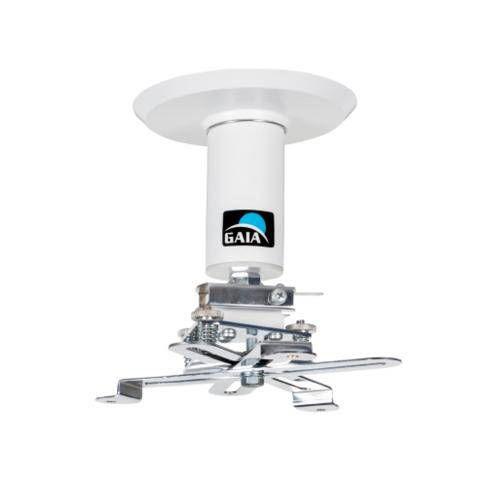 Gaia Gsp111 - Suporte De Teto Para Projetor Com Sistema De Engate Rápido