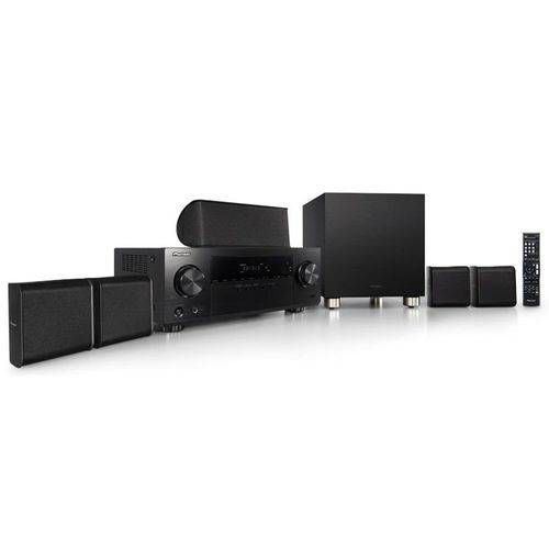 Home Theater Pioneer Htp074  5.1 Ultra Hd 4k, Hdr E Bluetooth 127V