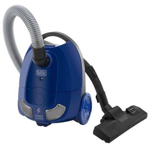 Aspirador de Pó Black Decker A2A 1200W Azul 127v