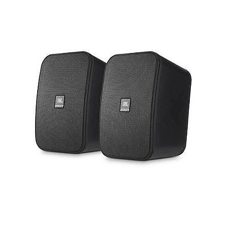 Caixas Acústicas JBL Control X 100w rms Preto JBL