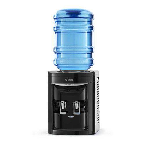 Bebedouro De Galão Ibbl Refrigerado Compact 127v Preto