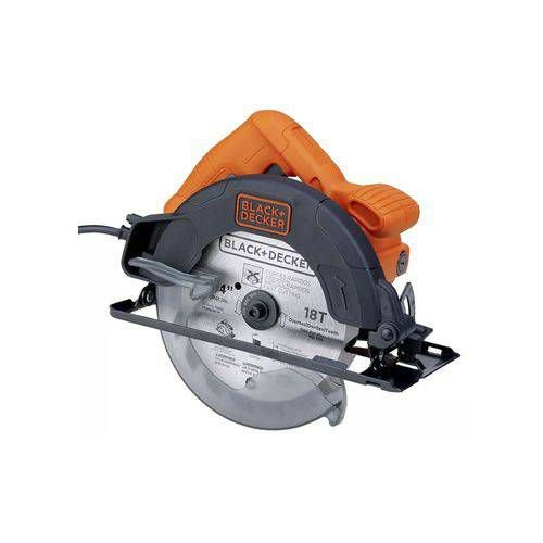 "Serra Circular Black Decker 7 1/4"" - 1400W - CS1004 - 127V"