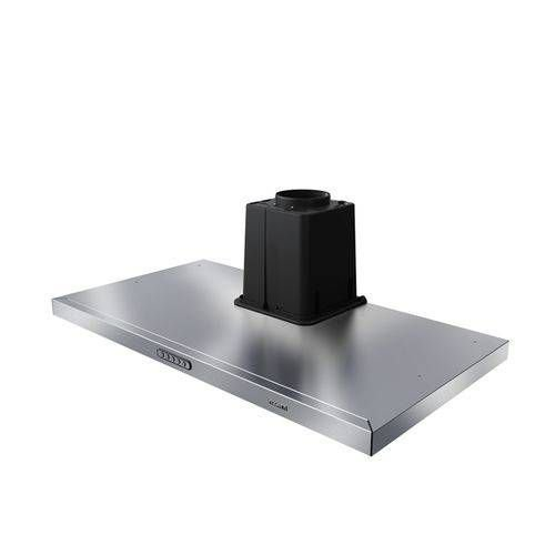 Depurador De Parede 90x Slim Fogatti Inox