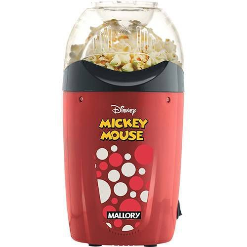 Pipoqueira Disney Mickey 127V Mallory