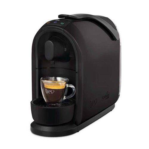 Cafeteira Três Corações Mimo para Multibebidas e Café Espresso Preto 127 v