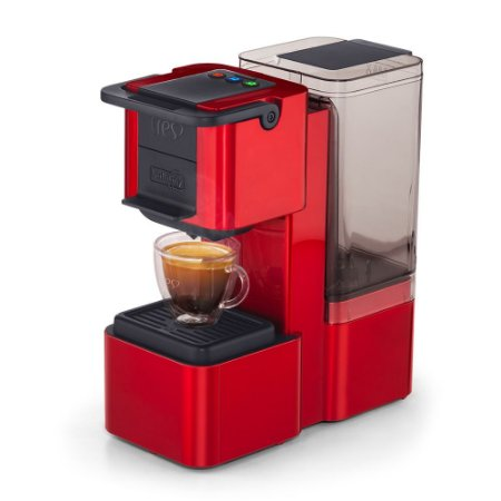 Máquina de Café Expresso e Multibebidas Automática TRES Pop Plus Vermelha 127v