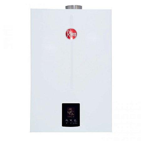 Aquecedor De Agua A Gás Rheem 30 Litros Gn Gas Natural Bivolt