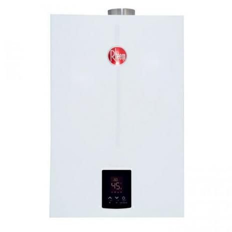 Aquecedor De Agua A Gás Rheem 30 Litros GLP - Gas Botijao - Bivolt