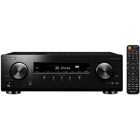 Receiver 5.2ch Pioneer Vsx-534 Dolbyatmos Dts:x Hdr10 Hlg 4k Bluetooth Zonab 110v