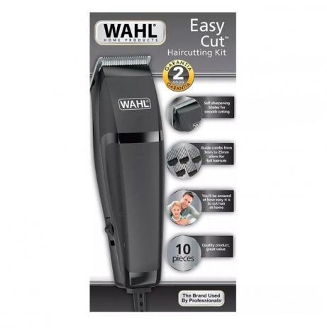 Máquina de Cortar Cabelo Wahl Easy Cut com 5 Pentes 127v