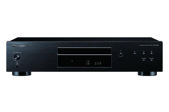 CD Player Pioneer  PD10AE Pure Áudio 127v Preto