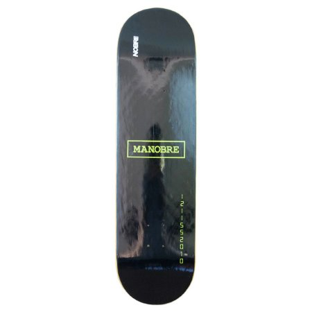 "SHAPE NOBRE 8,0"" MANOBRE BLACK"