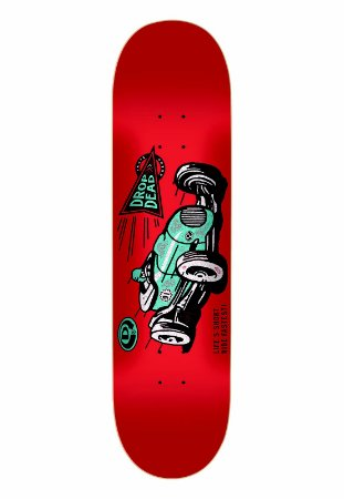 SHAPE DROP DEAD RIDE FASTEST RED