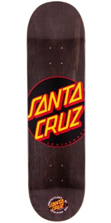 SHAPE SANTA CRUZ MAPLE BLACK DOT