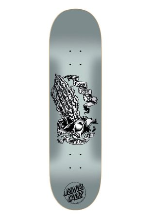 SHAPE SANTA CRUZ PFM SKELETON GRAY
