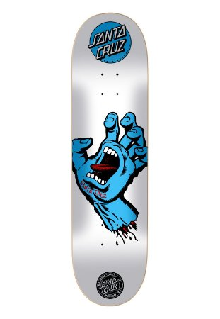 SHAPE SANTA CRUZ HAND WHITE