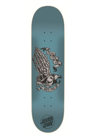 SHAPE SANTA CRUZ PFM SKELETON BLUE