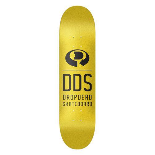 SHAPE DROP DEAD NK3 DDS VERT GOLD