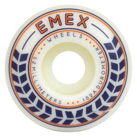 RODA EMEX 52MM CLASSIC 102A DUO