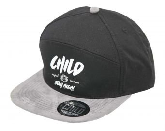 BONÉ CHILD SIX PANEL STAY HIGH