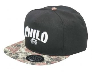 BONÉ CHILD SNAPBACK WINTER FLOWERS