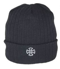 GORRO INDEPENDENT CROSS RIBBED GRAFITE