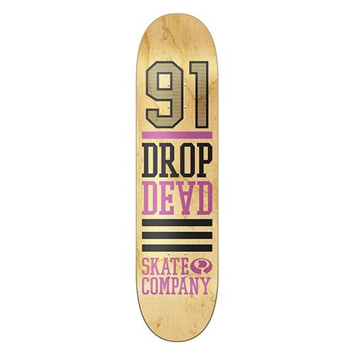 SHAPE DROP DEAD REVERSE WOOD