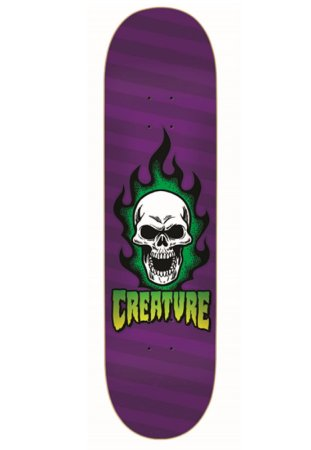 SHAPE CREATURE BONEHEAD PURPLE