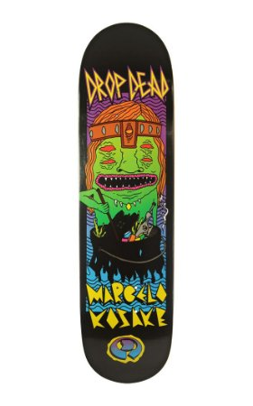 SHAPE DROP DEAD SERIE MONSTER PRO MODEL MARCELO KOSAKE