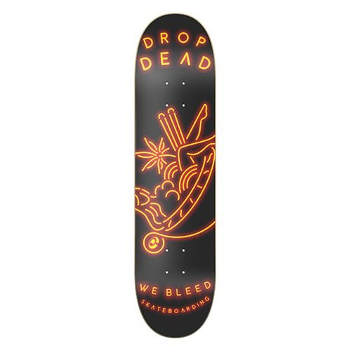 SHAPE DROP DEAD NEON FLAVOR ORANGE