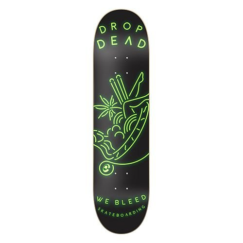 SHAPE DROP DEAD NEON FLAVOR GREEN