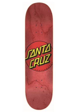 SHAPE SANTA CRUZ MAPLE CLASSIC DOT RED
