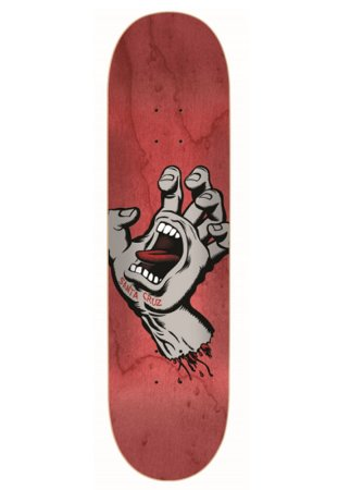 SHAPE SANTA CRUZ MAPLE SCREAMING HAND WINE