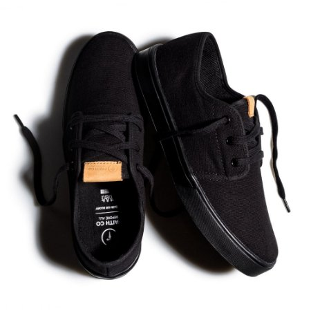 TÊNIS FAITH EZY LIGHT PRETO