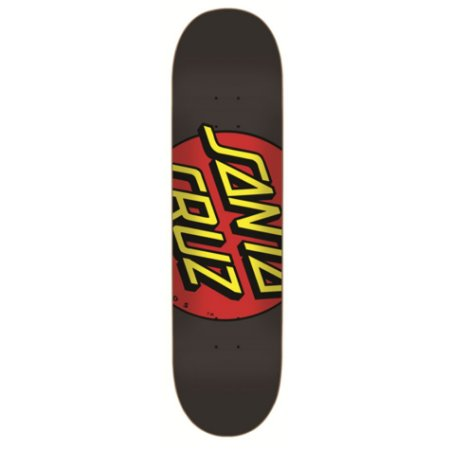 SHAPE SANTA CRUZ BIG DOT BLACK