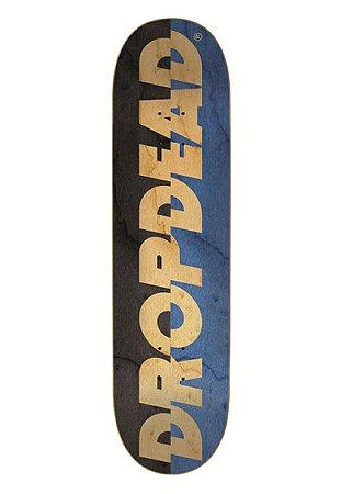 SHAPE DROP DEAD SLICED BLUE