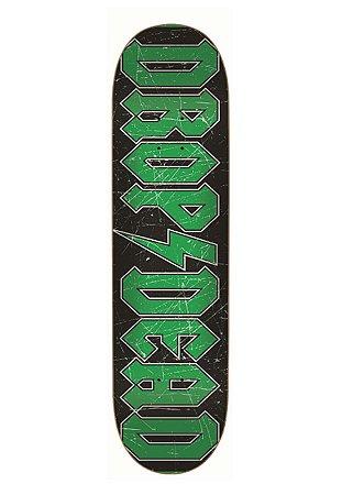 SHAPE DROP DEAD DC BLACK/GREEN