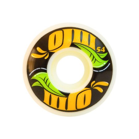 RODA OJ PRINCE POINT BLACK 54mm 101A