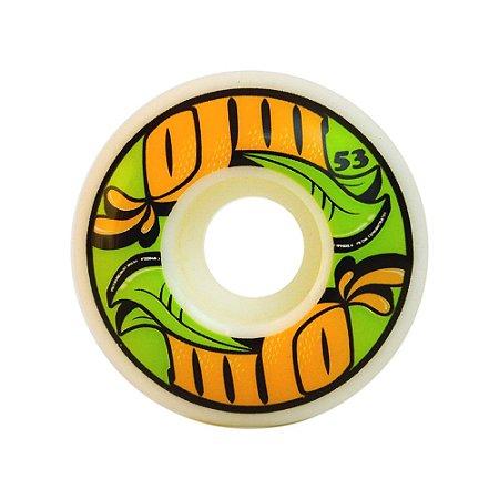 RODA OJ PRINCE POINT GREEN 53mm 101A