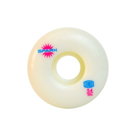 RODA RICTA SPARX SKATEBOARD WHITE 54mm 101A