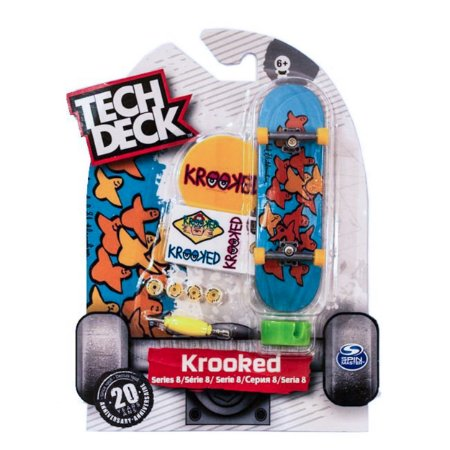 FINGERBOARD TECH DECK KROOKED