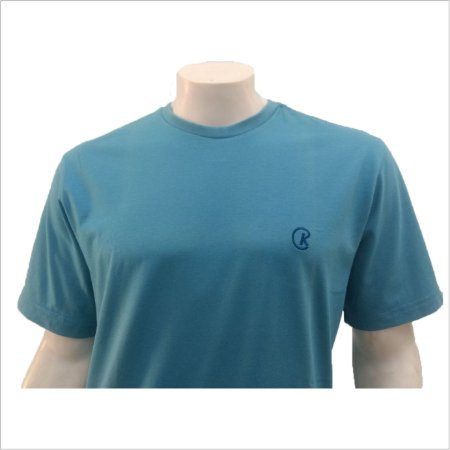 Camiseta Masculina Verde Capri CK Cekock