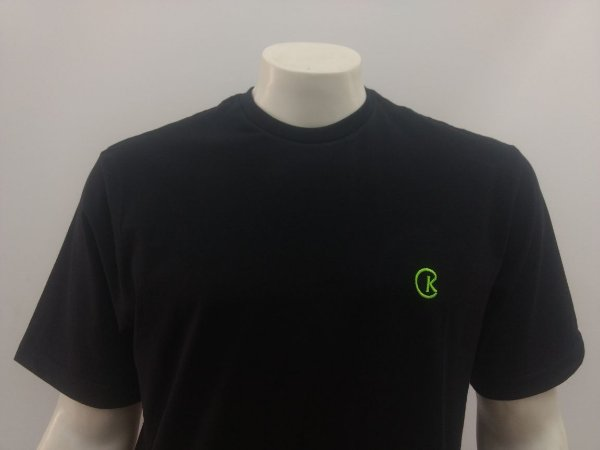 Camiseta Masculina Preta CK Cekock