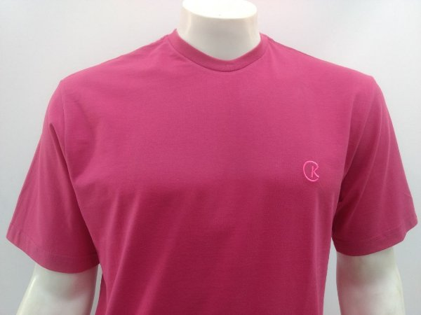 Camiseta Masculina Pink CK Cekock