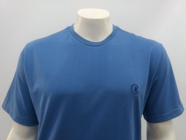 Camiseta Masculina Azul Jeans CK Cekock